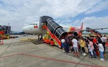 'Cháy vé' máy bay giá rẻ dịp lễ 30-4 và 1-5