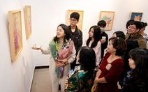 'Hồi Hải Mã' - triển lãm của những tài năng trẻ được Vinschool 'ươm mầm'