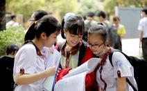 TP.HCM công bố chỉ tiêu, cách thức tuyển sinh vào lớp 10 chuyên