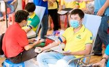 Xây dựng văn hóa, toàn ngành Dầu khí hiến máu tình nguyện