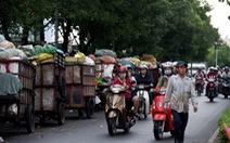 TP.HCM dự kiến thu tiền rác khoảng 50.000 đồng/tháng
