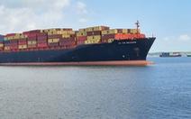 Bất chấp dịch COVID-19, cảng Cái Mép - Thị Vải đón tàu đi bờ Tây nước Mỹ