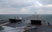 Tàu sân bay Mỹ vừa rời Biển Đông, Trung Quốc động thủ đáng lo ngại