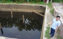 Vụ cá chết trên sông Mã: phát hiện thêm 1 doanh nghiệp xả nước thải xuống sông