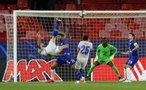 Chelsea thua Porto nhưng vẫn vào bán kết Champions League