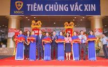 Khai trương trung tâm tiêm chủng thứ 50 - VNVC Tân Phú