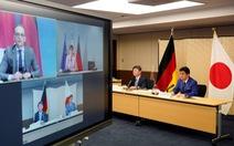 Nhật - Đức đối thoại an ninh, bàn tập trận đối phó Trung Quốc