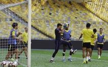 Tuyển Malaysia xin được tiêm vắc xin COVID-19 trước khi đá vòng loại World Cup 2022