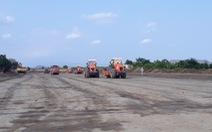 Cao tốc Bắc - Nam Vĩnh Hảo - Phan Thiết nguy cơ chậm vì thiếu hàng triệu m3 đất