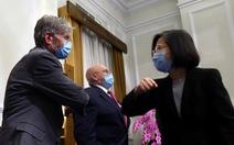 Bà Thái Anh Văn cam kết hợp tác với Mỹ, ngăn mối đe dọa từ Trung Quốc