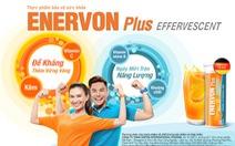 Ra mắt sản phẩm viên sủi ENERVON Plus