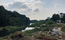 Hơn 8.000 tỉ đồng xây kè, làm đường dọc kênh Tham Lương - Bến Cát - rạch Nước Lên