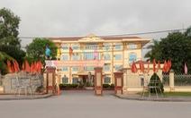 Đình chỉ sinh hoạt đảng phó chủ tịch HĐND thị xã Nghi Sơn để phục vụ điều tra