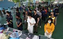 Thái Lan tăng thêm 1.577 ca COVID-19 trong một ngày