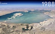 Thú vị tính năng mới của Google Earth từ 24 triệu ảnh vệ tinh
