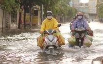 TP.HCM và miền Nam mưa đêm, sáng ngập vì sao?