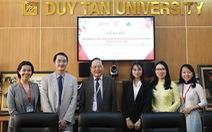 ĐH Duy Tân ký kết hợp tác và đưa sinh viên đi Nhật