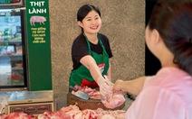 Đi chợ truyền thống vẫn có thể mua được thịt lành, ngon