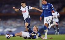 Níu chân nhau, Tottenham và Everton cùng xa top 4