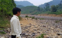 Người dân Thượng Nhật chia sẻ với thủy điện, nhận 100 triệu để xây lại mồ mả