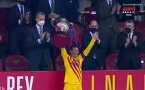 Lionel Messi phá vỡ im lặng: 'Đây là chiếc cúp đặc biệt với tôi'