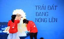 Tường đường Hoàng Sa được 'khoác áo mới' với thông điệp môi trường