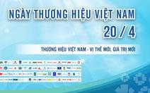 Khai mạc Tuần lễ Thương hiệu quốc gia Việt Nam 2021