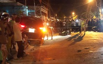 Khởi tố tài xế uống rượu rồi lái xe tông nhiều xe máy khiến 2 người chết