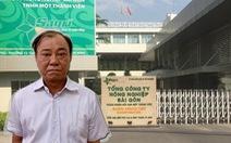 Trả hồ sơ để điều tra bổ sung vụ án Lê Tấn Hùng và 15 bị can ở Sagri
