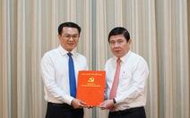 Ông Lâm Đình Thắng làm giám đốc Sở Thông tin và truyền thông TP.HCM