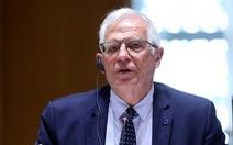 EU tăng hiện diện ở Ấn Độ Dương, Thái Bình Dương, nói 'Biển Đông cần tự do và cởi mở'