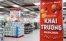 Khai trương trung tâm thương mại LOTTE Mart Gold Coast Nha Trang