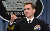 Mỹ khẳng định Nga triển khai nhiều quân đến Crimea hơn năm 2014