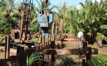 Miền Tây vào mùa mưa, Tiền Giang bắt đầu tháo dỡ đập ngăn mặn