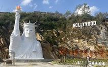 Kiểm tra tượng Nữ thần Tự do kỳ dị ở Sa Pa