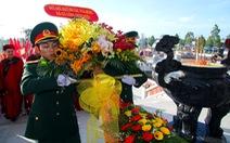 Lần đầu tổ chức lễ dâng hương tại đền thờ Vua Hùng Cần Thơ