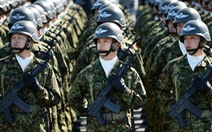 Nhật tuyên bố không can dự nếu Đài Loan bị tấn công