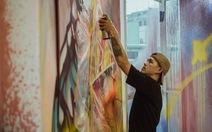 Nếu không có sự mâu thuẫn giữa đúng và sai, sẽ không còn là graffiti