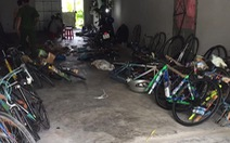 Tạm giữ 39 xe đạp mang nhãn hiệu nổi tiếng nghi nhập lậu