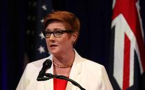 Úc hủy thỏa thuận 'Vành đai, Con đường', Trung Quốc nói gì?