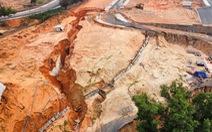 Phạt chủ đầu tư dự án gây sạt lở cát đỏ ở Mũi Né 25 triệu đồng