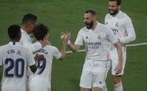 Đại thắng Cadiz, Real chiếm ngôi đầu bảng