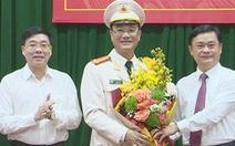 Giám đốc Công an tỉnh Bắc Ninh làm giám đốc Công an tỉnh Nghệ An