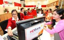 Quý 1 HDBank lãi trên 2.100 tỉ đồng, tăng 68%, thu dịch vụ tăng cao