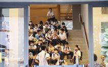Học sinh lớp 9 luyện thi 'ca đặc biệt' từ... tờ mờ 5h30 sáng