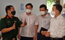 Chiều 23-4: Việt Nam thêm 6 ca mắc COVID-19, một ca nhập cảnh trái phép từ Campuchia