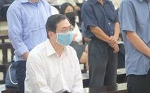 Cựu bộ trưởng Vũ Huy Hoàng kháng cáo xin giảm nhẹ hình phạt