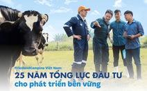 FrieslandCampina Việt Nam: 25 năm tổng lực đầu tư cho phát triển bền vững