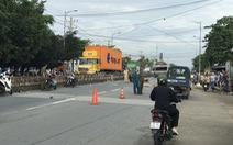 Va chạm xe khách, nữ sinh lớp 8 chết trên đường đến trường