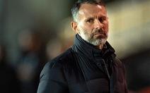 Giggs không được dẫn dắt tuyển Xứ Wales vì đánh bạn gái